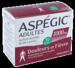 ASPEGIC ADULTES 1000 mg, poudre pour solution buvable en sachet-dose à LE BARP