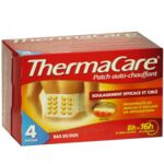 THERMACARE, pack 4 à LE BARP