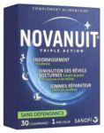 Acheter Novanuit Triple Action Comprimés B/30 à LE BARP