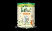 Blédina Les Récoltes Bio 3 Croissance Lait En Poudre B/800g à LE BARP