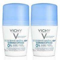 Vichy DÉodorant MinÉral TolÉrance Optimale 2roll-on/50ml à LE BARP