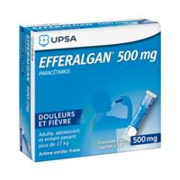 Efferalgan 500 Mg Glé En Sachet Sach/16 à LE BARP