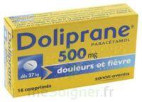 Doliprane 500 Mg Comprimés 2plq/8 (16) à LE BARP