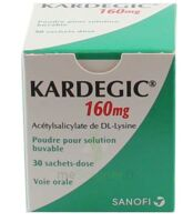 Kardegic 160 Mg, Poudre Pour Solution Buvable En Sachet à LE BARP