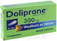 Doliprane 300 Mg Suppositoires 2plq/5 (10) à LE BARP