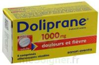 Doliprane 1000 Mg Comprimés Effervescents Sécables T/8 à LE BARP