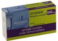 Diosmine Biogaran Conseil 600 Mg, Comprimé Pelliculé à LE BARP