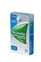 NICORETTE 4 mg Gom à mâcher médic sans sucre menthe glaciale Plq/30gom à LE BARP