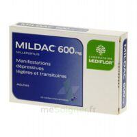 MILDAC 600 mg, comprimé enrobé à LE BARP