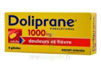 DOLIPRANE 1000 mg Gélules Plq/8 à LE BARP