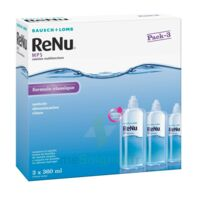 RENU MPS, fl 360 ml, pack 3 à LE BARP