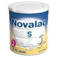 NOVALAC S 2, 6-12 mois bt 800 g à LE BARP