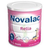NOVALAC RELIA 1, 0-6 mois bt 800 g à LE BARP