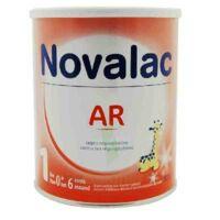 NOVALAC AR, 0-6 mois bt 800 g à LE BARP