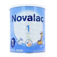 NOVALAC LAIT 1 , 0-6 mois BOITE 800G à LE BARP