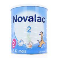 NOVALAC LAIT 2, 6-12 mois BOITE 800G à LE BARP