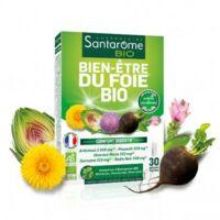Santarome Bio Gélules Bien-être Du Foie B/30 à LE BARP