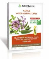Duoflash Confort Respiratoire Gélules B/30 à LE BARP