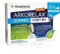 Arkorelax Sommeil Fort 8h Comprimés B/15 à LE BARP