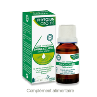 Phytosun Arôms Huiles essentielles Sauge sclarée 5 ml à LE BARP