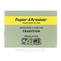 Papier D'arménie Traditionnel Feuille Triple à LE BARP