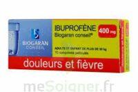 IBUPROFENE BIOGARAN CONSEIL 400 mg, comprimé pelliculé à LE BARP