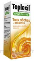 Toplexil 0,33 Mg/ml Sans Sucre Solution Buvable 150ml à LE BARP