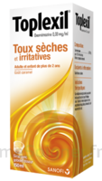 Toplexil 0,33 Mg/ml, Sirop 150ml à LE BARP