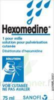 Hexomedine 1 Pour Mille, Solution Pour Pulvérisation Cutanée En Flacon Pressurisé à LE BARP