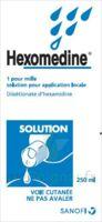 Hexomedine 1 Pour Mille S Appl Loc Fl/250ml à LE BARP