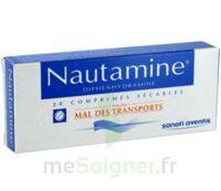 NAUTAMINE, comprimé sécable à LE BARP