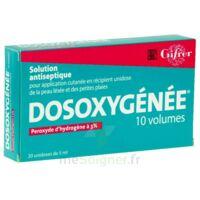 DOSOXYGENEE 10 VOLUMES, solution pour application cutanée en récipient unidose à LE BARP