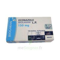 ECONAZOLE BIOGARAN L.P. 150 mg, ovule à libération prolongée à LE BARP