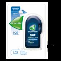 NICORETTE 2 mg Cpr à sucer T/20 à LE BARP