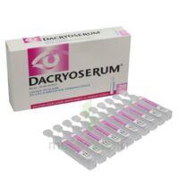 Dacryoserum Solution Pour Lavage Ophtalmique En Récipient Unidose 20unidoses/5ml à LE BARP
