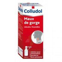 Colludol Solution Pour Pulvérisation Buccale En Flacon Pressurisé Fl/30 Ml + Embout Buccal à LE BARP