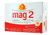 Mag 2 122 Mg S Buv En Ampoule Sans Sucre édulcoré à La Saccharine Sodique 30amp/10ml à LE BARP