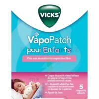 VICKS VAPOPATCH ENFANTS à LE BARP
