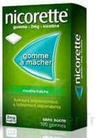 Nicorette 2 Mg Gom à Mâcher Médic Sans Sucre Menthe Fraîche Plq/30gom à LE BARP