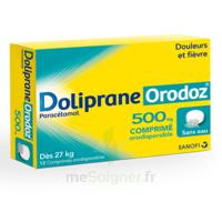 DOLIPRANEORODOZ 500 mg, comprimé orodispersible à LE BARP
