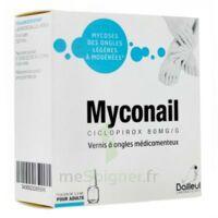 MYCONAIL 80 mg/g, vernis à ongles médicamenteux à LE BARP