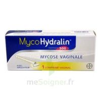 Mycohydralin 500 Mg, Comprimé Vaginal à LE BARP