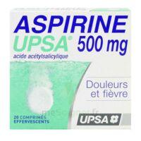 ASPIRINE UPSA 500 mg, comprimé effervescent à LE BARP