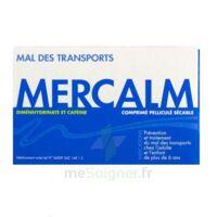 MERCALM, comprimé pelliculé sécable à LE BARP