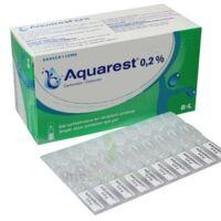 AQUAREST 0,2 %, gel opthalmique en récipient unidose à LE BARP
