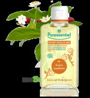 Puressentiel Articulations & Muscles Huile De Massage Bio** Effort Musculaire - Arnica - Gaulthérie - 100 Ml à LE BARP
