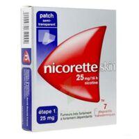 Nicoretteskin 25 Mg/16 H Dispositif Transdermique B/28 à LE BARP