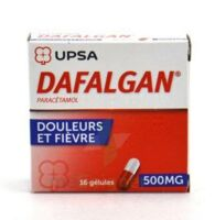 DAFALGAN 500 mg Gélules 2plq/8 (16) à LE BARP