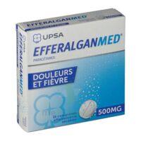EFFERALGANMED 500 mg, comprimé effervescent sécable à LE BARP