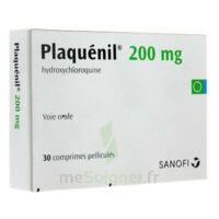 PLAQUENIL 200 mg, comprimé pelliculé à LE BARP